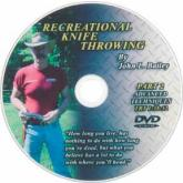 Boker DVD Advanced Techniques Knife Throwing Video Part 2 by John Bailey