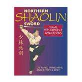 Northern Shaolin Sword Book: Forms, Techniques & Applications