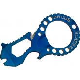 Brous Blades BMT Brous Multi-Tool, Blue