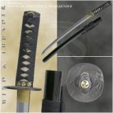 CAS Hanwei SH5024 Wind and Thunder Wakizashi Thick and Heavy 19.75 inch Blade
