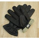 Worldwide Protective Products LE-KVL Kevlar Lined Law Enforcement Patrol Gloves, Medium, Black