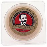 Colonel Conk Super Size Bay Rum Fragrance Shave Soap 3 inch Diameter with Glycerine Base