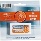 Merkur Double Edge Razor Blades 30 Pack (3 Packs of 10 Blades Each)