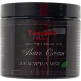 Taconic Mint & Eucalyptus Shave Cream, 4 oz. Tub