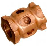 Darrel Ralph Designs Polished Copper L1 Bead