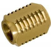 Darrel Ralph Designs Polished Brass L2 Bead