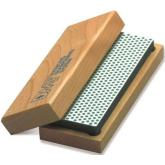 DMT W6X 6 inch Diamond Whetstone Extra Coarse with Hardwood Box