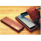DMT W8E 8 inch Diamond Whetstone, Extra-Fine with Hardwood Box