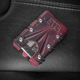 Elite Outfitting Solutions EOS Titanium 2.0 Wallet, Red Battleworn