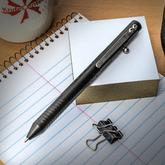 Brian Fellhoelter Custom TiBolt DLC Coated Titanium Deluxe ReLeaded Mechanical Pencil, 5.5 inch Overall