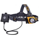 Fenix HP15 LED Headlamp, Orange, 500 Max Lumens
