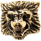 GD Skulls USA Bronze M4 Monsters of the World Werewolf Bead