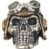 GD Skulls USA SP4 Large Pilot Skull