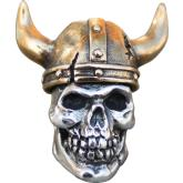 GD Skulls USA W8 Viking Skull