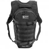 GEIGERRIG RIG 700 Tactical Hydration Pack, Black (G5 700TAC BK)