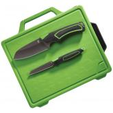 Gerber Freescape Camp Kitchen Set with Carrying Case Cutting Board