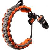 Gerber 31-001773 Bear Grylls Survival Bracelet, 11.5 inch Overall, 12 Feet of Paracord