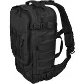 Hazard 4 Switchback Full Size Laptop Sling Pack, Black