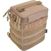 Hazard 4 Forward Observer MOLLE SLR Camera Bin, Coyote