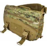 Hazard 4 Defense Courier Diagonal Tactical Laptop Messenger Bag, MultiCam