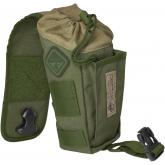 Hazard 4 Flip-Pouch Bottle/Magazine Pouch, OD Green