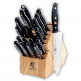 Zwilling J.A. Henckels TWIN Signature 19 Piece Kitchen Knife Block Set