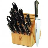 Zwilling J.A. Henckels TWIN Pro 'S' 20 Piece Kitchen Block Set