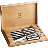 Zwilling J.A. Henckels Stainless 8 Piece Steak Knife Set in Presentation Box (39130-850)