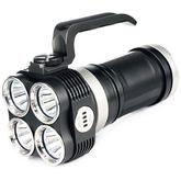 JETBeam EYE40 Rechargeable Aluminum LED Flashlight 4x18650, 3150 Max Lumens