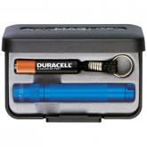 Maglite Solitaire Flashlight in Gift Box - Blue Body