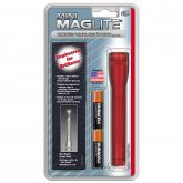 Maglite Minimag AA Holster Pack, Red
