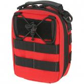 Maxpedition 0226ER FR-1 Combat Medical Pouch, Fire/EMS Red
