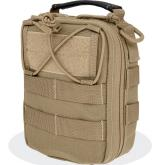 Maxpedition 0226K FR-1 Combat Medical Pouch, Khaki