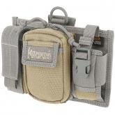 Maxpedition 0324KF Triad Admin Pouch, Khaki Foliage