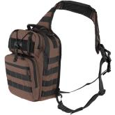 Maxpedition 0422BR Lunada Gearslinger Bag, Brown