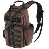 Maxpedition 0467BR Sitka S-type Gearslinger, Dark Brown