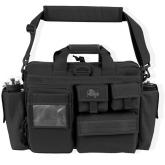 Maxpedition 0612B Aggressor Tactical Attache, Black