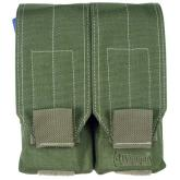 Maxpedition 1438G Double Stacked M4/M16 30 Round Pouch, OD Green