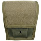 Maxpedition 1712K Double Handcuff Pouch, Khaki