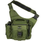 Maxpedition 9845G Jumbo EDC (Everyday Carry), OD Green