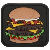 Maxpedition BURGC PVC Burger Patch, Color