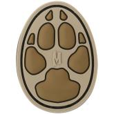 Maxpedition DOG2A PVC Large Dog Track Patch, Arid