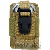 Maxpedition 0107K 3.5in. Clip-On Phone Holster, Khaki