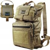 Maxpedition 0233K Rollypoly Extreme Folding Backpack, Khaki