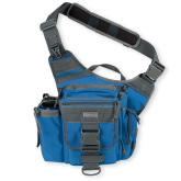 Maxpedition 0412RF Jumbo Versipack, Royal Blue-Foliage