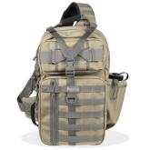 Maxpedition 0468KF Kodiak S-Type Gearslinger, Khaki-Foliage