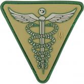 Maxpedition PVC Caduceus Patch, Arid