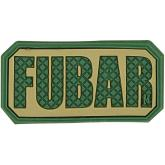 Maxpedition PVC FUBAR Patch, Arid