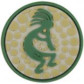 Maxpedition PVC Kokopelli Patch, Arid