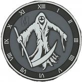 Maxpedition PVC Grim Reaper Patch, SWAT